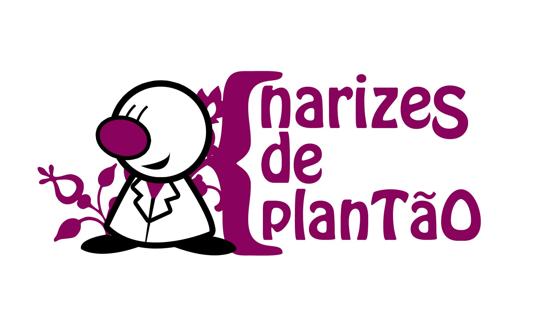 Logo Narizes de Plantão Vazado